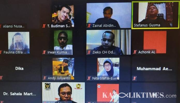 Hari Pahlawan DPP Aliansi Nusantara Diskusi Antisipasi Tergerusnya Nilai-Nilai Kepahlawanan 1
