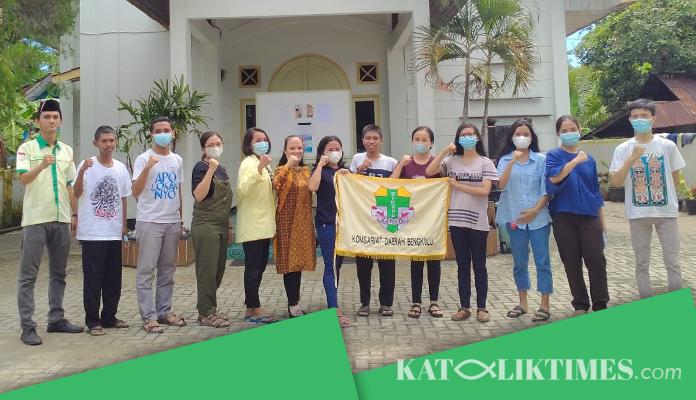 Pemuda Katolik hadir di Bengkulu Selatan